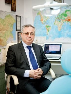 Венцислав Стоев-успешен зъболекар, мотивиращ лидер и безкрайно интересен събеседник.