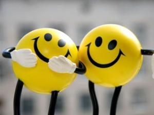 Рон Гутмън: Скритата сила на усмихването