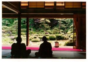 Дзен - медитация