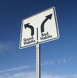 Да изиграем лошите навици,  като тренираме силата на ВОЛЯта си.