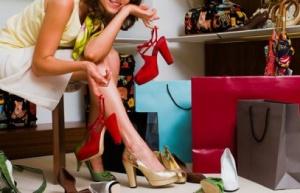 """""""Тайната"""" в чифт обувки"""