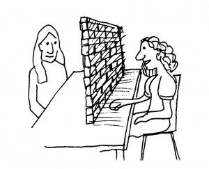 Отчуждаващата комуникация - общуване, което блокира съчувствието