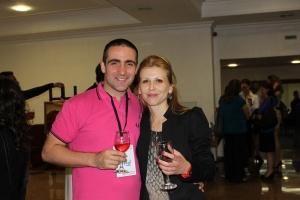 Светлана Маркова и Александър Йосифов-позитивни, асертивни и много интересни.